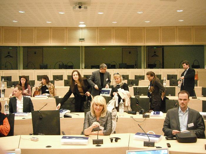 Семинар в Европейском Суде по правам человека, Страсбург